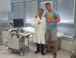 dr. Krnić i Žarko Marković